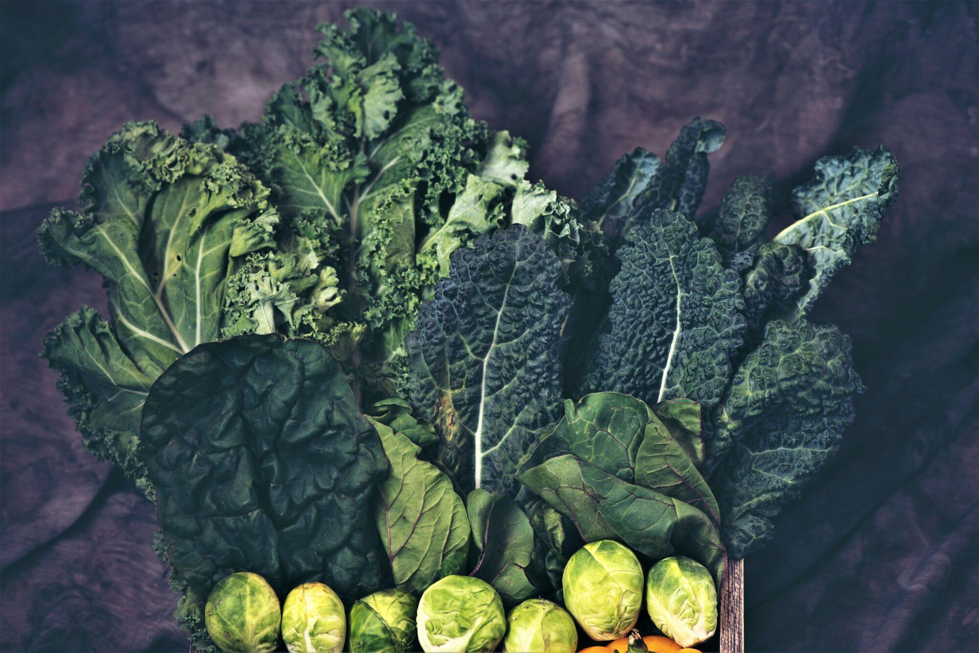 Oestrogeendominantie bestrijden door eten van groene groenten
